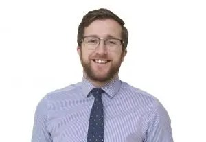 Photo of Kevin Donoghue, a solicitor who employs chartered legal executives