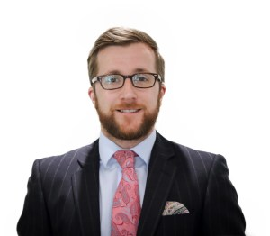 Photo of Kevin Donoghue, solicitor who helped a client remove police biometric data.