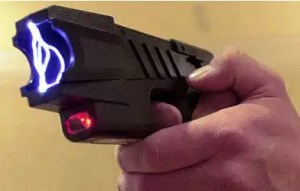 Photo of a police Taser
