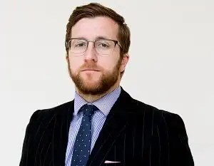 Photo of Kevin Donoghue, a solicitor who will help you sue the police.