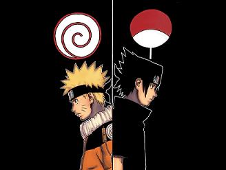naruto 20versus 20sasuke1 Qual o Mais Forte? Sasuke Uchiha ou Naruto