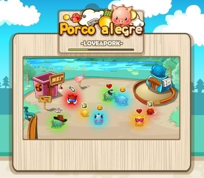 orkut 20porco 20alegre1 Porco Alegre, um chiqueiro com moedas de ouro