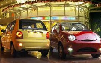 QQ 20NO 20BRASIL Carro QQ da Chery vai custar R$ 22.900