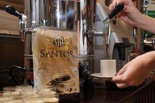 santos 20caf C3 A9 Café Santos FC, Time da Baixada Santista investe em Café