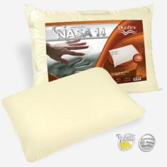 travisseiro Duoflex, Travesseiros Látex, NASA, Espumas Massageadoras, Onde Comprar