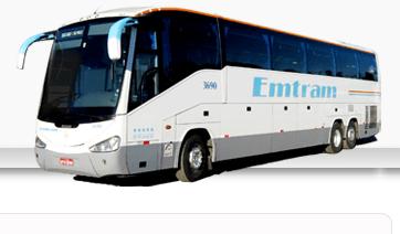 Emtram, Passagem de Ônibus e Horários