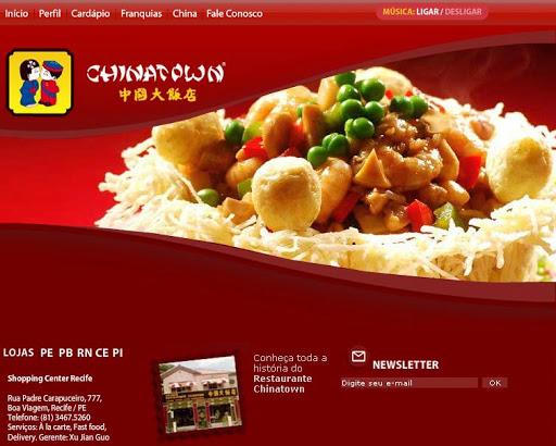 Restaurante Chinês em Jaboatão dos Guararapes