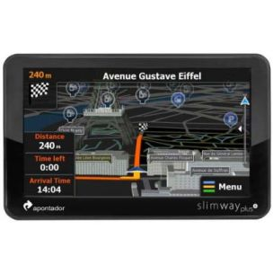 GPS Slimway Apontador em Promoção, Compra Fácil, Preços