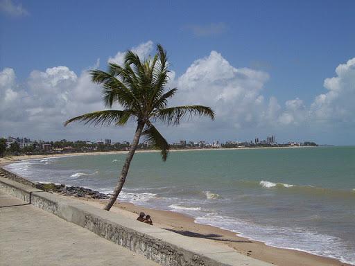 Praia de Barra de Jangada
