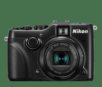 Câmera Nikon Coolpix P7100