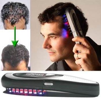 Escova, Pente Laser Para Tratamento da Calvície Power Grow Comb, Preços