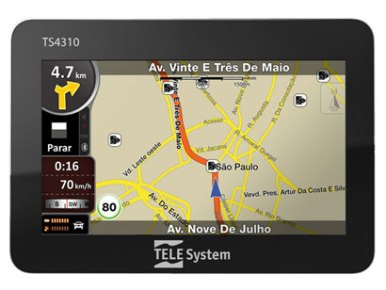 Onde Comprar GPS Tele System em Promoção, Preços