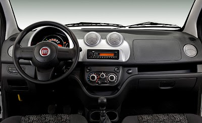 Saiba Sobre o Novo Fiat Uno Economy 2012