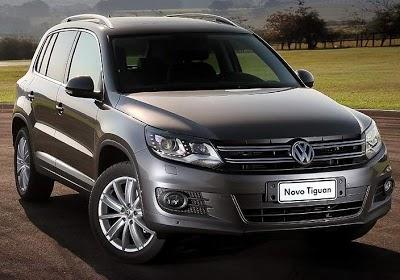 Tiguan, Novo Carro da Volkswagen