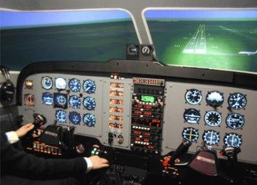 simulador de voo o que e Simulador de Vôo, O Que é?