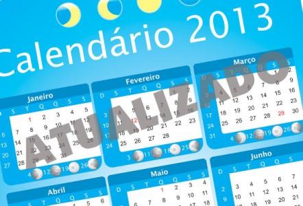 Calendário 2013 Com Feriados Para Imprimir Calendário 2013 Com Feriados Para Imprimir