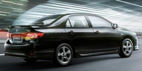 Novo Corolla XRS 2013 Preços Toyota 1 Novo Corolla XRS 2013 - Preços – Toyota