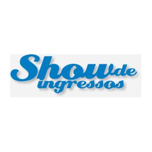 Show de Ingressos Venda Online de Ingressos Para Shows Show de Ingressos - Venda Online de Ingressos Para Shows
