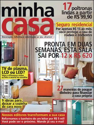 Assinar a Revista Abril Minha Casa Assinar a Revista Abril - Minha Casa