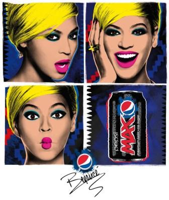 Promoção Pepsi Show da Beyoncé