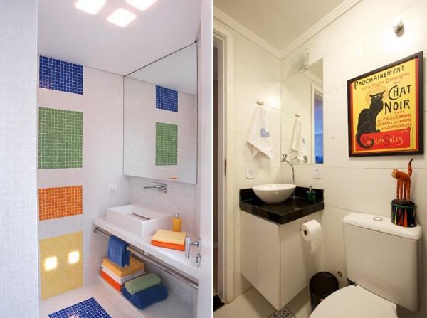 Dicas de Decoração Para Banheiros Grandes