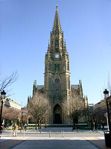 Image result for san sebastian catedral del buen pastor