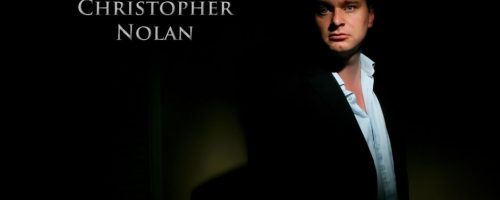 Christopher Nolan Standing in the Shadows
