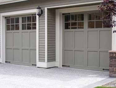 Township Collection Garage Doors from Don's Garage Doors