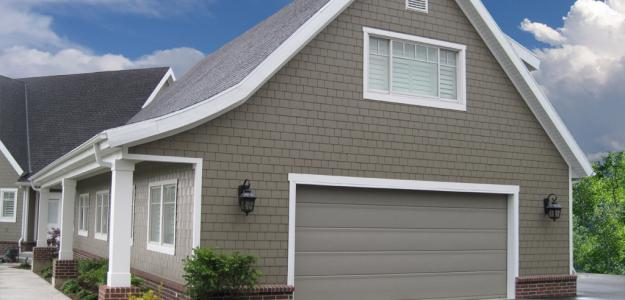 Legacy Flush Panel Garage Doors - Don's Garage Doors Denver