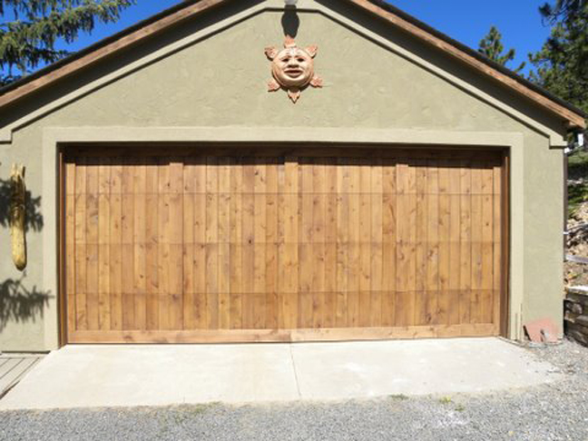 New Garage Doors Professionally Installed in Denver by Don's Garage Doors