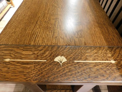 Mesa Inlay Detail