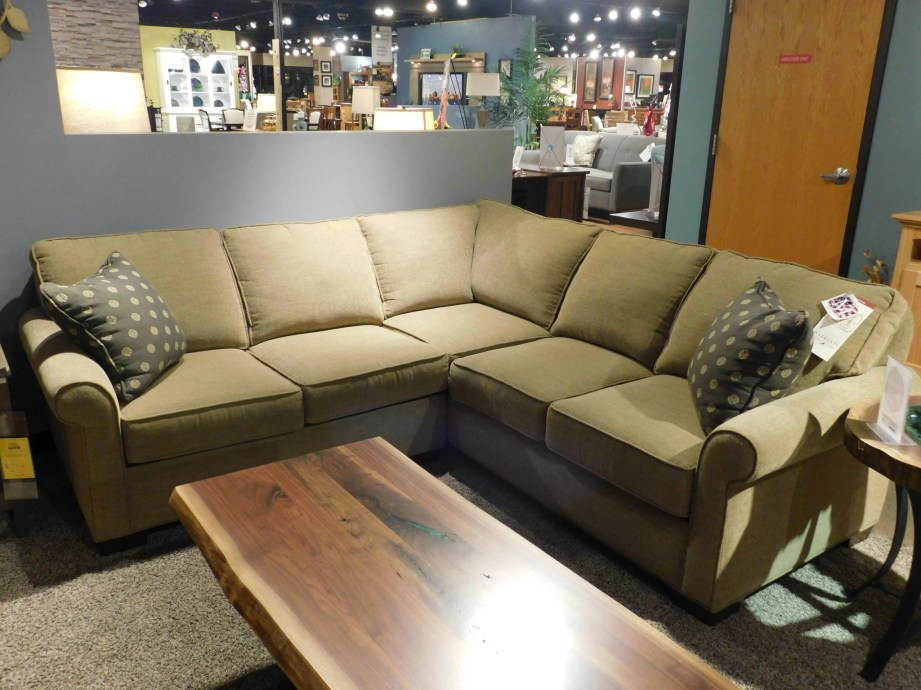 Simply Yours Sectional with 2 Pillows Arm: A01 Deck: D01 Back: B01 Fully Customizable. Please contact us for pricing details.