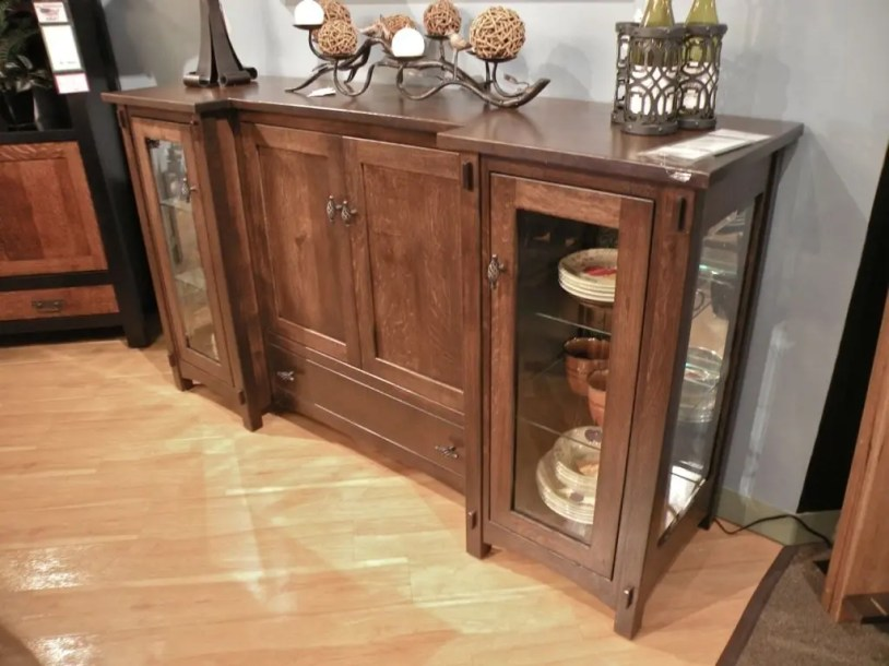 """Alvada 72"""" Buffet Fully Customizable. Please contact us for pricing details."""