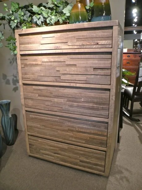 Ledge Rock Chest of Drawers Fully Customizable. Please contact us for pricing details.