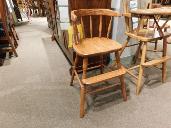 Wrap Around Youth Chair Wood Species Shown: Oak Fully Customizable. Please contact us for pricing details.