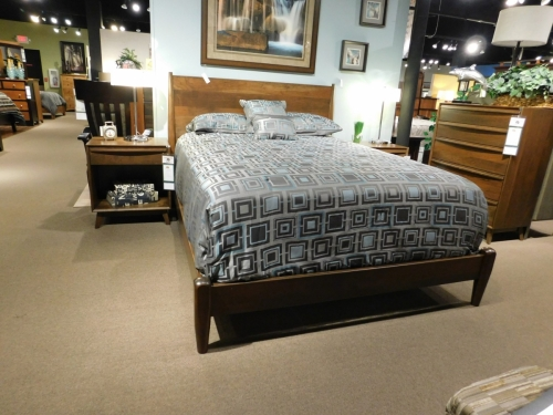 Kenton Platform Bed