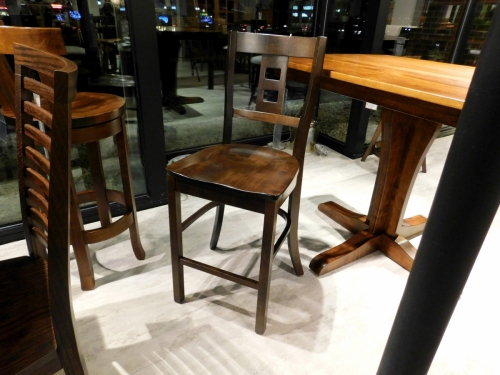 Cana Valley Side Bar Chair