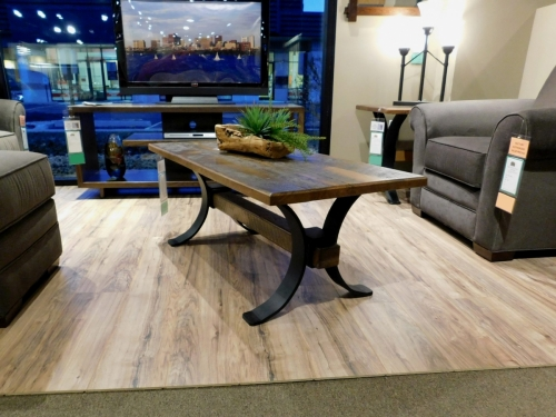 Gold Rush Coffee Table