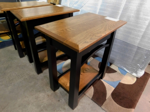 Madison with Bow Small End Table