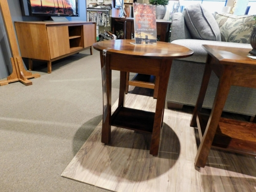 Tyrone Round End Table