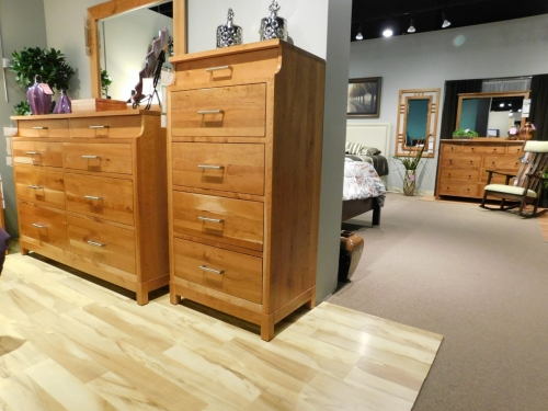 """Westmere 5-Drawer Lingerie Chest with 1"""" Top"""