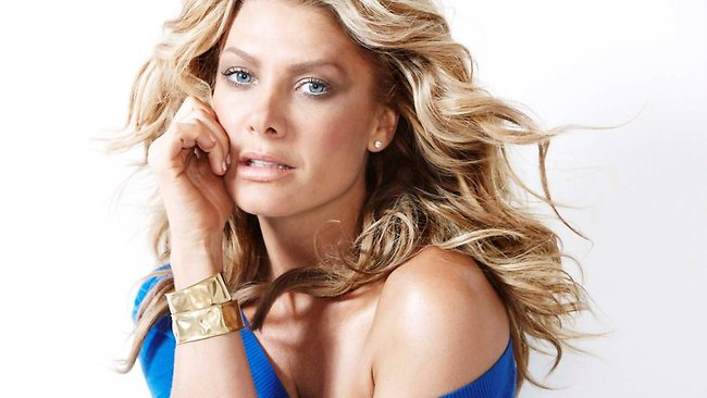Natalie Bassingthwaighte, a client of The Eyebrow Queen