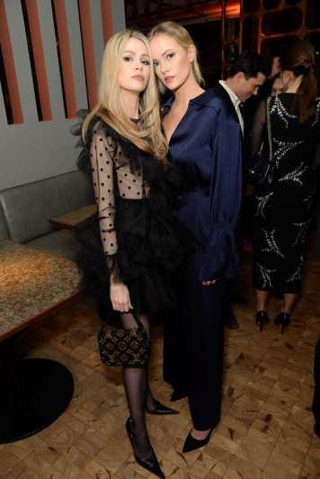 Olivia Arben and Charli Fisher