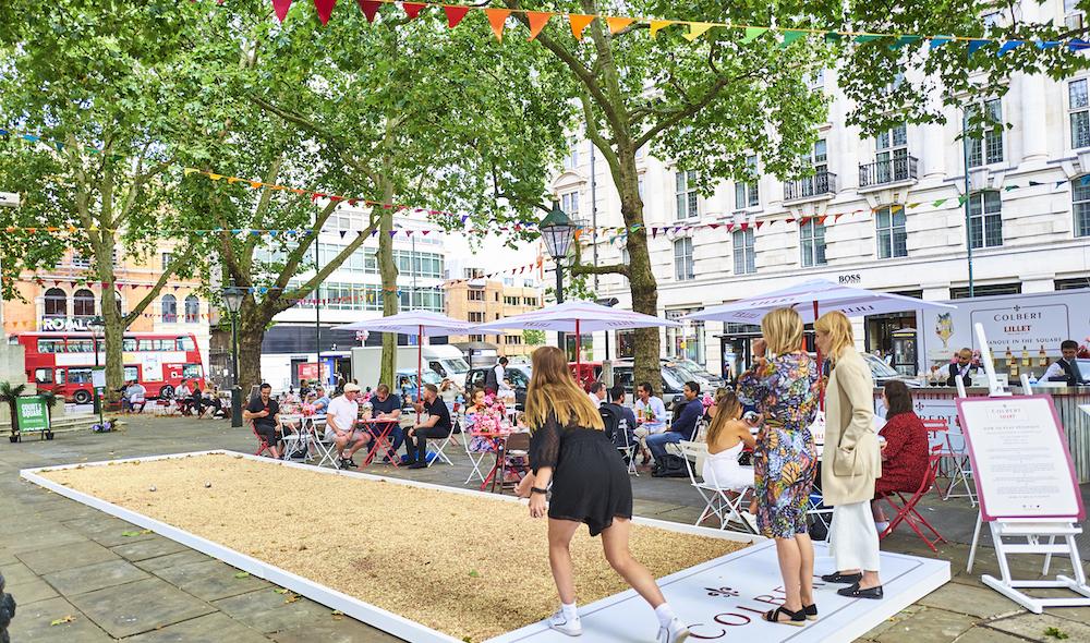 Sloane Square — Pétanque Pro