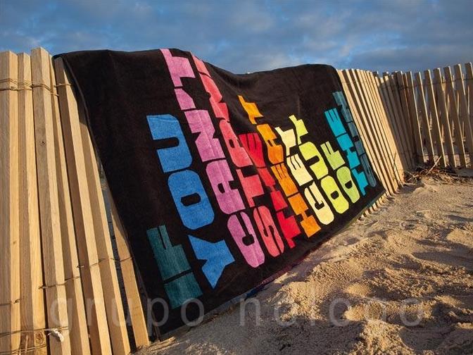 ¿Qué deberías tener en cuenta al comprar tu toalla de playa?