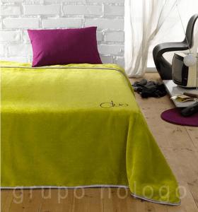 cómo guardar las mantas de cama