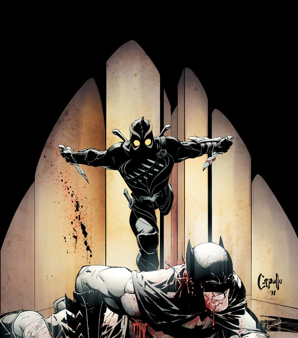 """Batman, The New 52: """"Night of the Owls"""" Review {SPOILER HEAVY!}"""