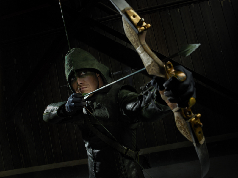 Arrow is one week away and there's a new sneak peek!
