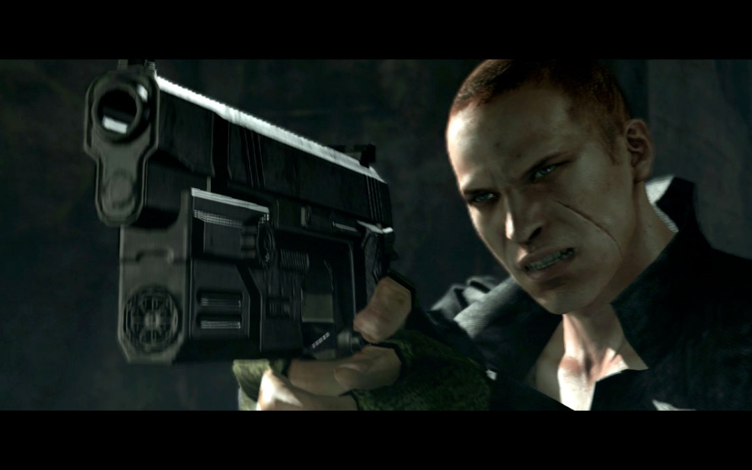 Gamescon Resident Evil 6: Jake Trailer