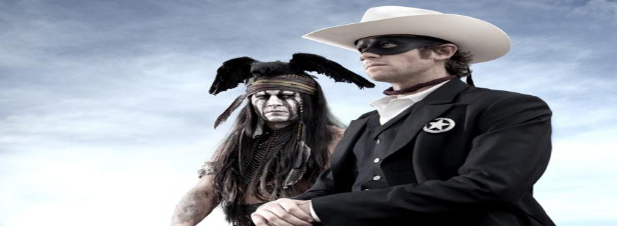 The Lone Ranger starring Armie Hammer and Johnny Depp gets a trailer and LEGO sets!!